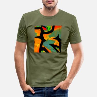 Graffiti Graffiti - Slim fit T-shirt mænd