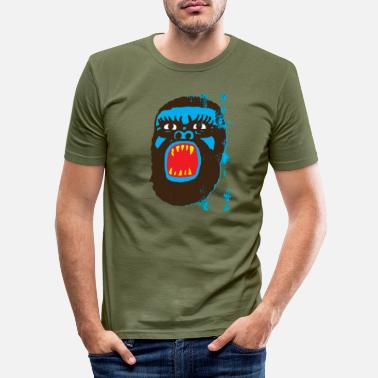 Ape Ape - Men's Slim Fit T-Shirt
