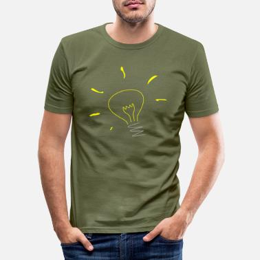 Idea idea - Men's Slim Fit T-Shirt