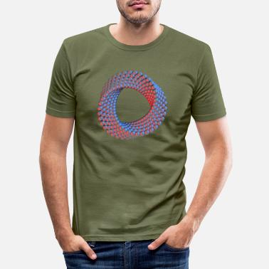 Ellipse Ellipse - Männer Slim Fit T-Shirt