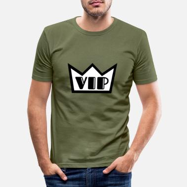 Vip VIP - Men's Slim Fit T-Shirt