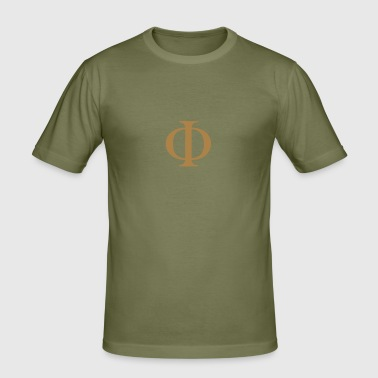 Phi - Men's Slim Fit T-Shirt