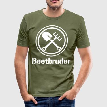 Beetbruder - Men's Slim Fit T-Shirt