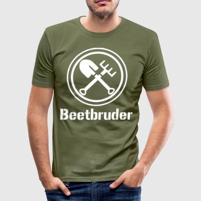 Beetbruder - Männer Slim Fit T-Shirt
