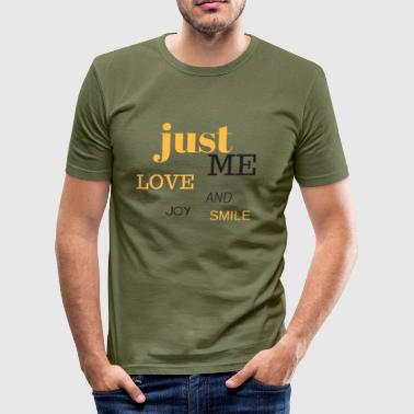 JUST ME - slim fit T-shirt