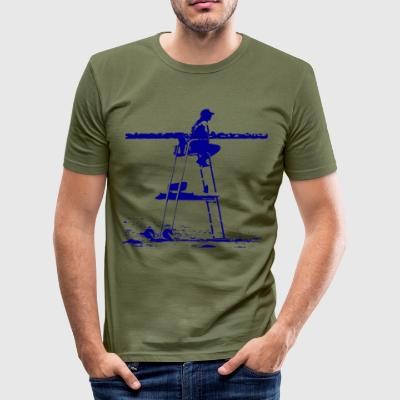 Retter - Männer Slim Fit T-Shirt