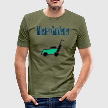 Master tuinman - slim fit T-shirt