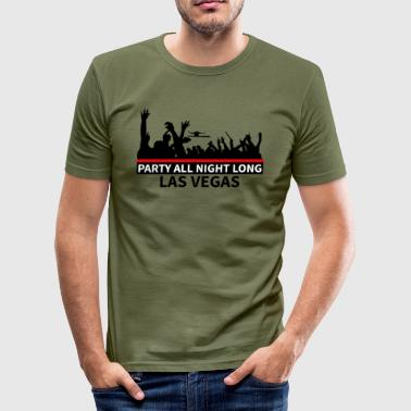 LAS VEGAS - Party - slim fit T-shirt