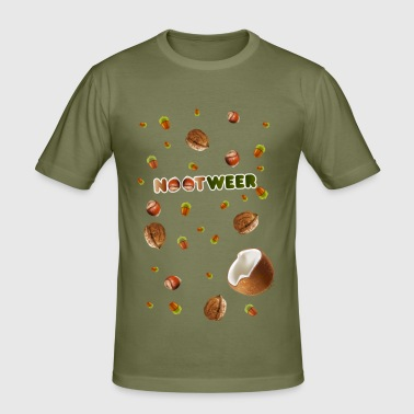 Nootweer - slim fit T-shirt