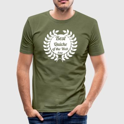 webquiche wite - slim fit T-shirt