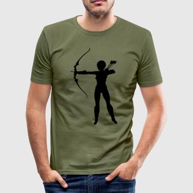 Amazonas - Männer Slim Fit T-Shirt