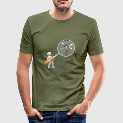 Vergrootglas - MUG (H) - slim fit T-shirt