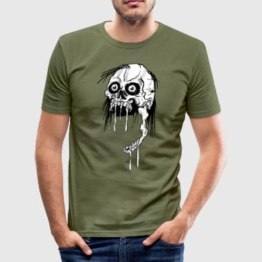 Tete Mort - Herre Slim Fit T-Shirt