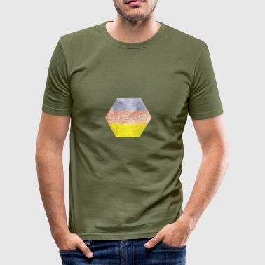 Flensburg - Herre Slim Fit T-Shirt