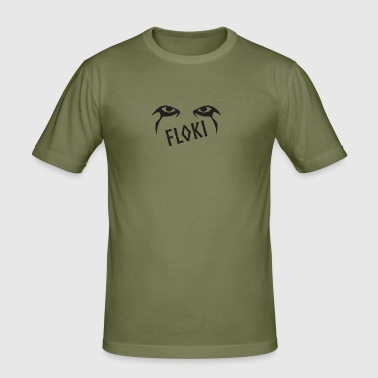 Floki Viking - Men's Slim Fit T-Shirt