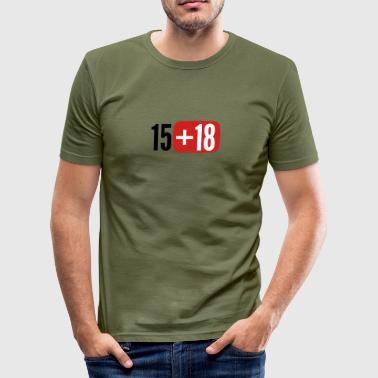1518 - Männer Slim Fit T-Shirt