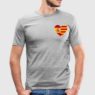 España - Men's Slim Fit T-Shirt