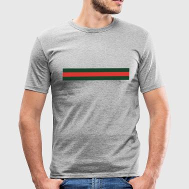 Striber striber - Herre Slim Fit T-Shirt