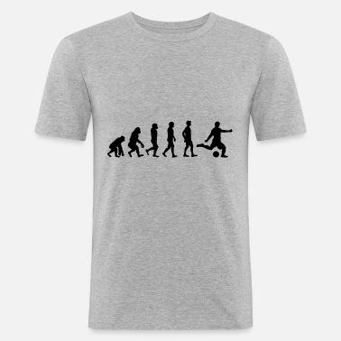 la evolución de Fútbol Camiseta premium hombre  5ecee3ac18694