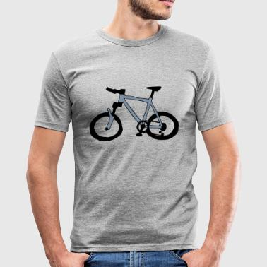 MTB - Men's Slim Fit T-Shirt