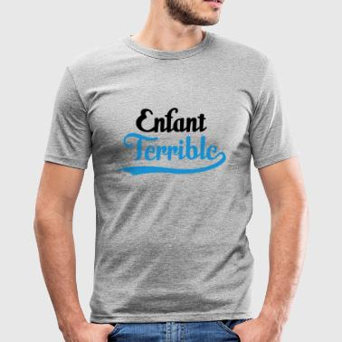 Enfant Terrible - Bürgerschreck - slim fit T-shirt