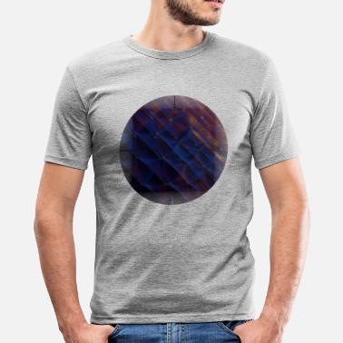 Ronde Donkere ronde, donkere ronde. - slim fit T-shirt