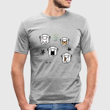 Cats in Space - Cats in Space, Gifts - slim fit T-shirt