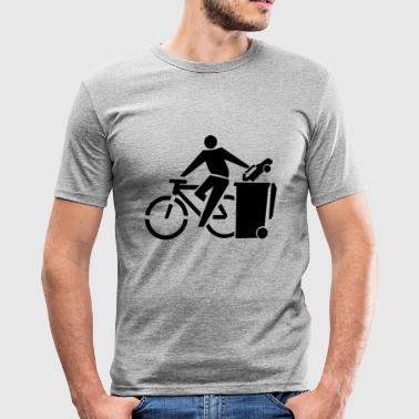 alternative - T-shirt près du corps Homme
