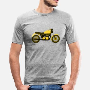 Chopper chopper - Slim fit T-shirt mænd
