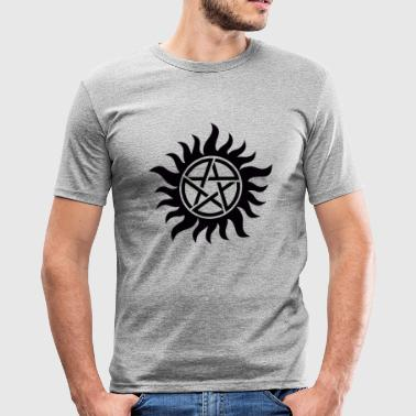 Supernatural Supernatural Anti Possession - T-shirt près du corps Homme