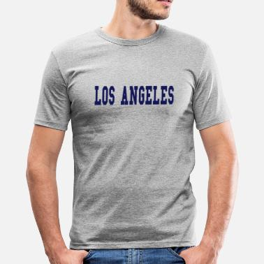 Los Angeles los angeles by wam - T-shirt moulant Homme