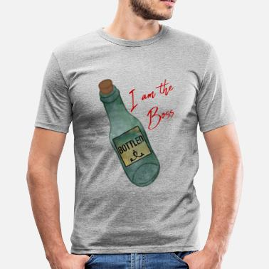 Im A Boss I'm the boss! - Men's Slim Fit T-Shirt