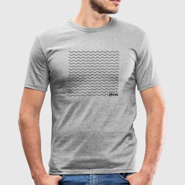 Zeesport watersporten - slim fit T-shirt