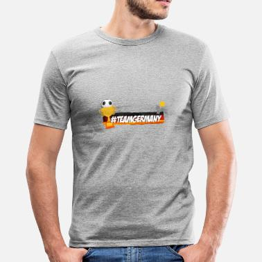 Duitsland Team Duitsland - slim fit T-shirt