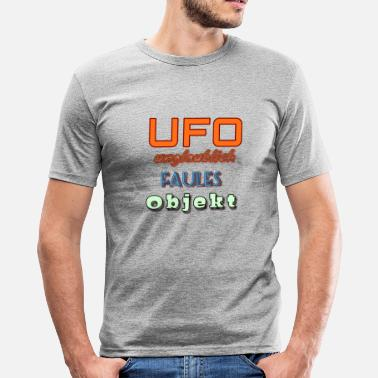 Ufo UFO - slim fit T-shirt