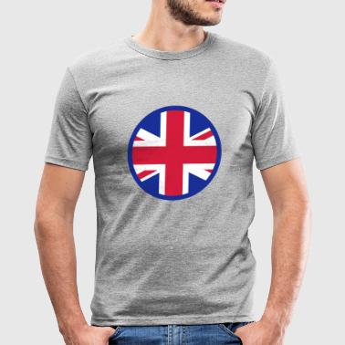 A Heart For The United Kingdom - Men's Slim Fit T-Shirt