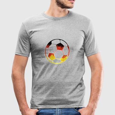 Germany World Cup World Championship - Men's Slim Fit T-Shirt