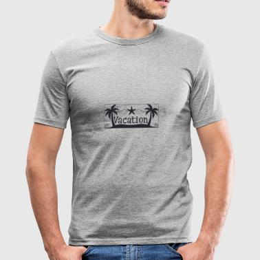 Vacation - Vacation - Men's Slim Fit T-Shirt