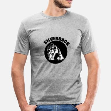 De Gorilla gorilla - slim fit T-shirt
