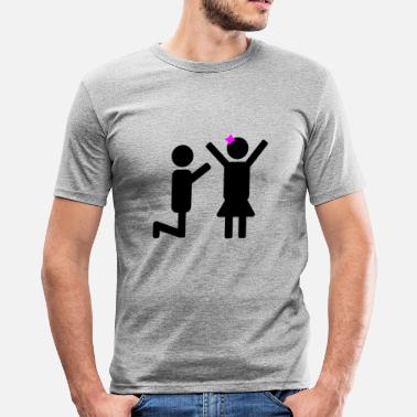 Frieri frieri - Slim Fit T-shirt herr