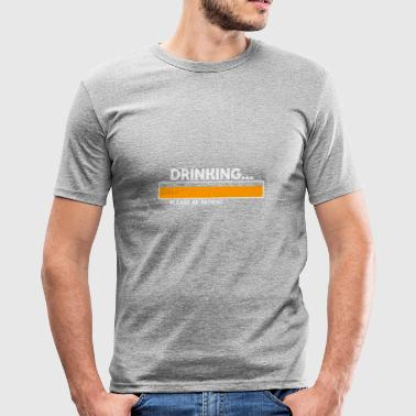 Saturday Night Live Party Time - Slim Fit T-shirt herr