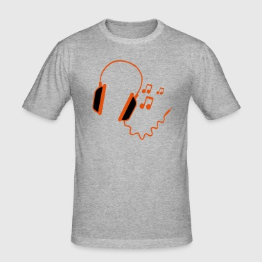 Headset - Men's Slim Fit T-Shirt
