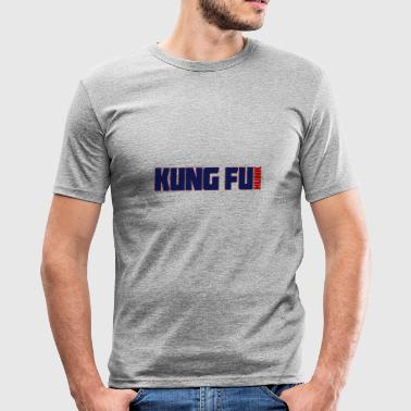 Hunk Kung Fu - slim fit T-shirt
