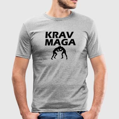 kravmaga - slim fit T-shirt