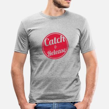 Release Catch & Release - Männer Slim Fit T-Shirt