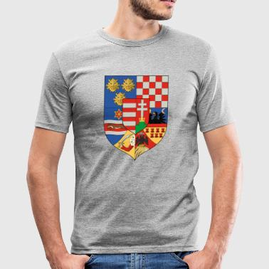 Hungary Hungary - Men's Slim Fit T-Shirt
