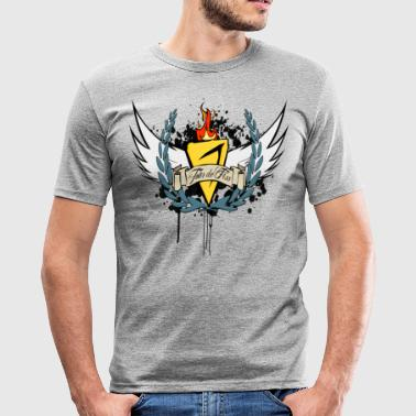 Tour de Fiss - Herre Slim Fit T-Shirt