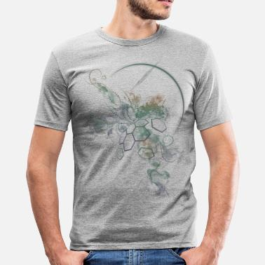 supernova-brightshirt - Männer Slim Fit T-Shirt
