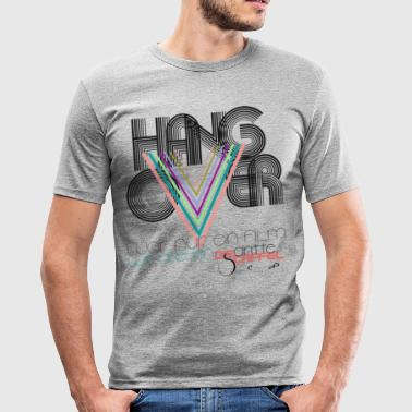 hangover was just a movie - Männer Slim Fit T-Shirt