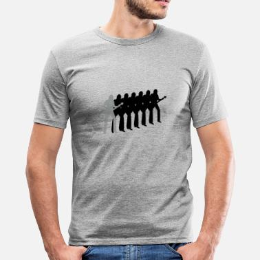 Bassist bassist - Slim fit T-shirt mænd